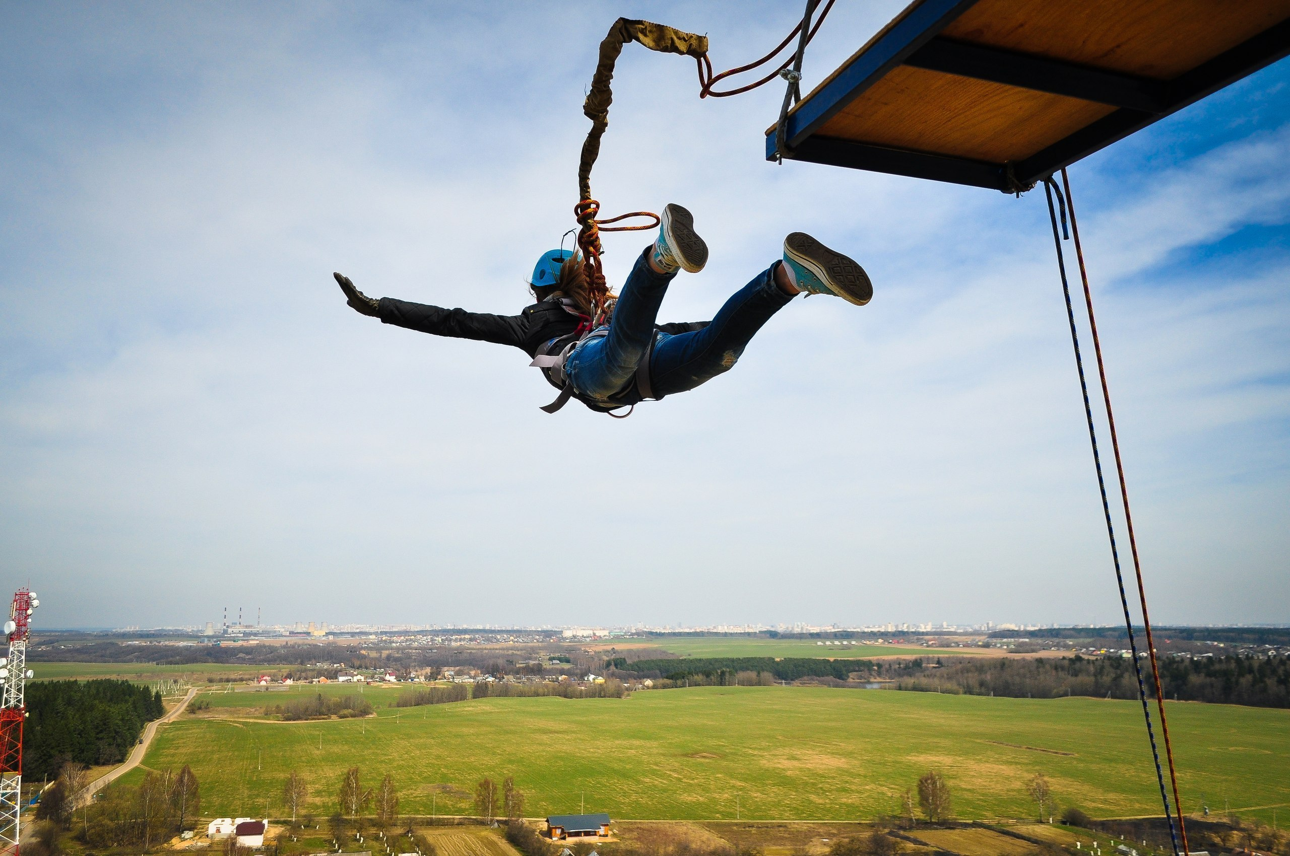 Adventure hunters in Delhi, these flying experiences are all you need to try this weekend.