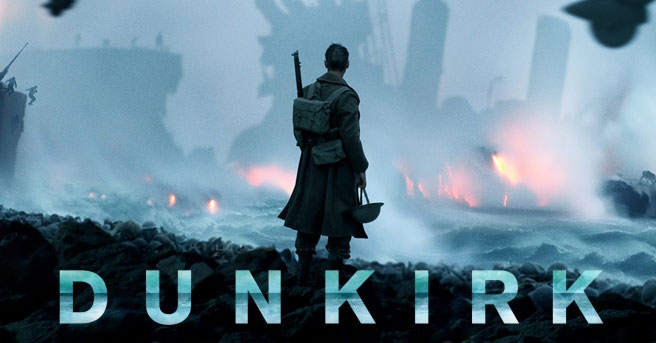 Dunkirk Movie Review : Christopher Nolan's done it yet again!