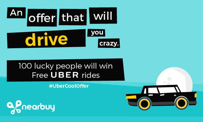 Winners - Win of the Week - Free Uber Rides