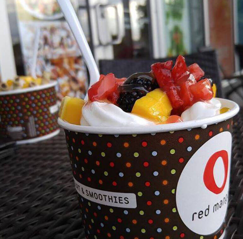 This Place In Delhi Serves Gluten Free Frozen Yougurt And We're Having It Without Any Guilt!