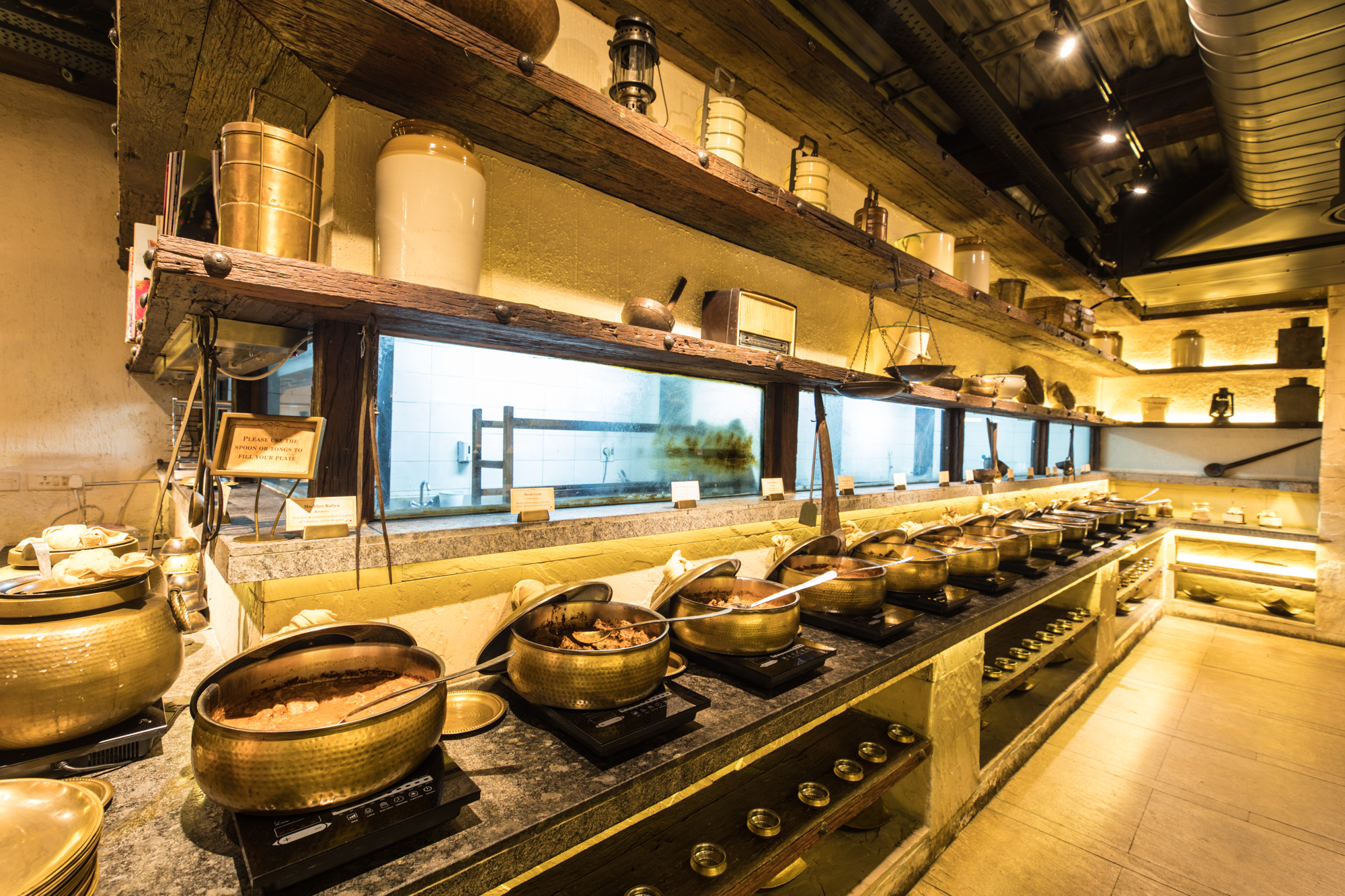 This Restaurant In Delhi Serves 32 Kinds Of Buffets & Here Is Why You Have To Step Out & Visit It!