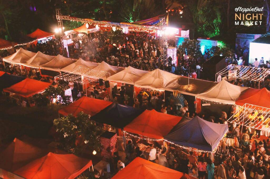 SteppinOut Night Market Is Back in Bangalore & The Tickets Are Out For Just 99 Bucks!