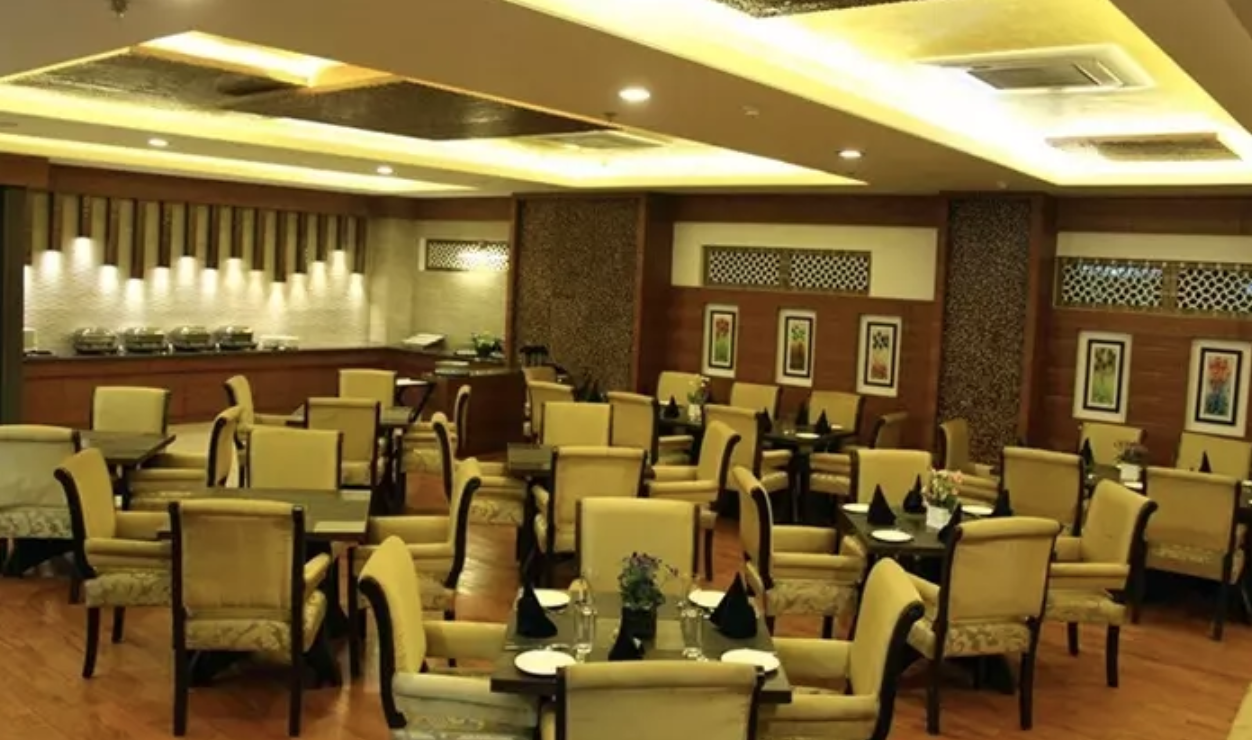 Hey Chandigarh! Lunch Buffet For INR 299 At This Wonderful Hotel Is The ONLY Thing You Need To Check Out Right Now!