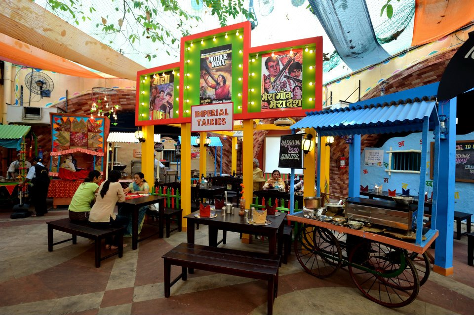 Woah! Mumbaikars:We've found a place Oh! so authentic village vibe which covers ALL the Indian cuisines with a twist!
